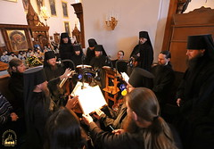 25. Arrival of Sanctities at Lavra / Прибытие святынь в Лавру 01.12.2016
