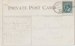 2016-93 (back) (Community Archives of Belleville & Hastings County) Tags: 1900s postcards bridges