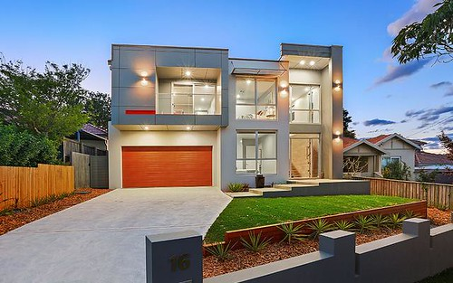16 Raeburn Avenue, Castlecrag NSW 2068