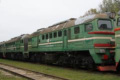 2M62-0755 Rezekne, 06/10/16 (Richard.A.Jones Railways) Tags: 2m62