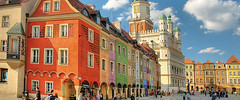 du lch Ba Lan (phannamdc) Tags: block building carving city color europe flat fountain hall historic history house image landmark market monument old poland poznan renaissance roof sculpture square statue summer tourism tower town wall water window