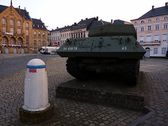 Sherman à Arlon
