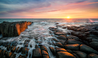 Point Arkwright Sunrise
