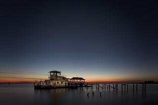 A Minuet After Sunset