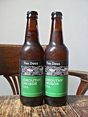 Drouthy Neibor IPA (knightbefore_99) Tags: beer cerveza pivo tasty hops malt bottle drink droughty neibor ipa india pale ale craft west coast art saanich victoria island