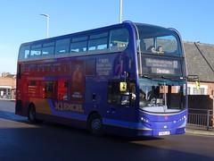 King's Lynn (Andrew Stopford) Tags: yx63ljo adl enviro400 first easterncounties kingslynn