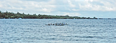 Outrigger Canoes, Hana Bay, Hana, Maui, Hawaii (trphotoguy) Tags: outriggercanoe hanabay hana maui hawaii bay ocean pacificocean island