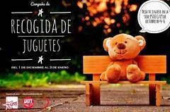 Campaa de Juguetes 2016 (JSE-Len) Tags: juventudes solidaridad juguetes campaa navidad nios nias jvenes socialistas pobreza