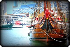 IMG_0904 Antique ship (Rodolfo Frino) Tags: sydney australia ship barco boat darling harbor color colorful bright vignette water boats wow colour cityscape woodboat colorido colorida colourful exposure