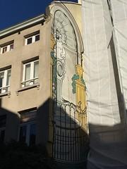 Brussels Murals, Belgium, December 2016