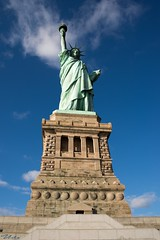Liberty (alexmx22) Tags: statueofliberty nationalparks nps findyourpark copper france ladyliberty ny newyork harbor island landmark givemeyourpoor freedom liberty blue stone torch