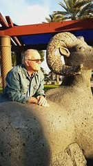 December 01, 2016 (26) (gaymay) Tags: california desert gay love riversidecounty coachellavalley fountainoflife fountain water cathedralcitytowncenter cathedralcity artclimbers