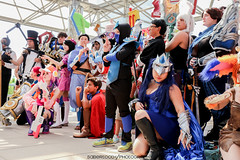 Otakon 2015 (vsabertoothv) Tags: anime dc comic cosplay lol attack baltimore convention link legends pokemon zelda otakon cosplayer marvel titan naruto aot on 2015 animeconvention leauge of cosplaying leaugeoflegends otakon2015