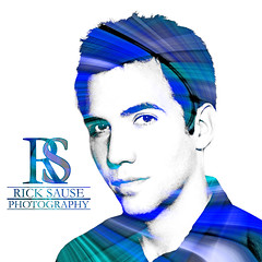 RSP Blue Green Purple Portrait Profile Pic