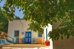 Die Sonnenseite von Kos. Zia, Griechenland
