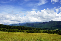Cades Cove summer view (craigsmalling) Tags: mountains cove caves smoky