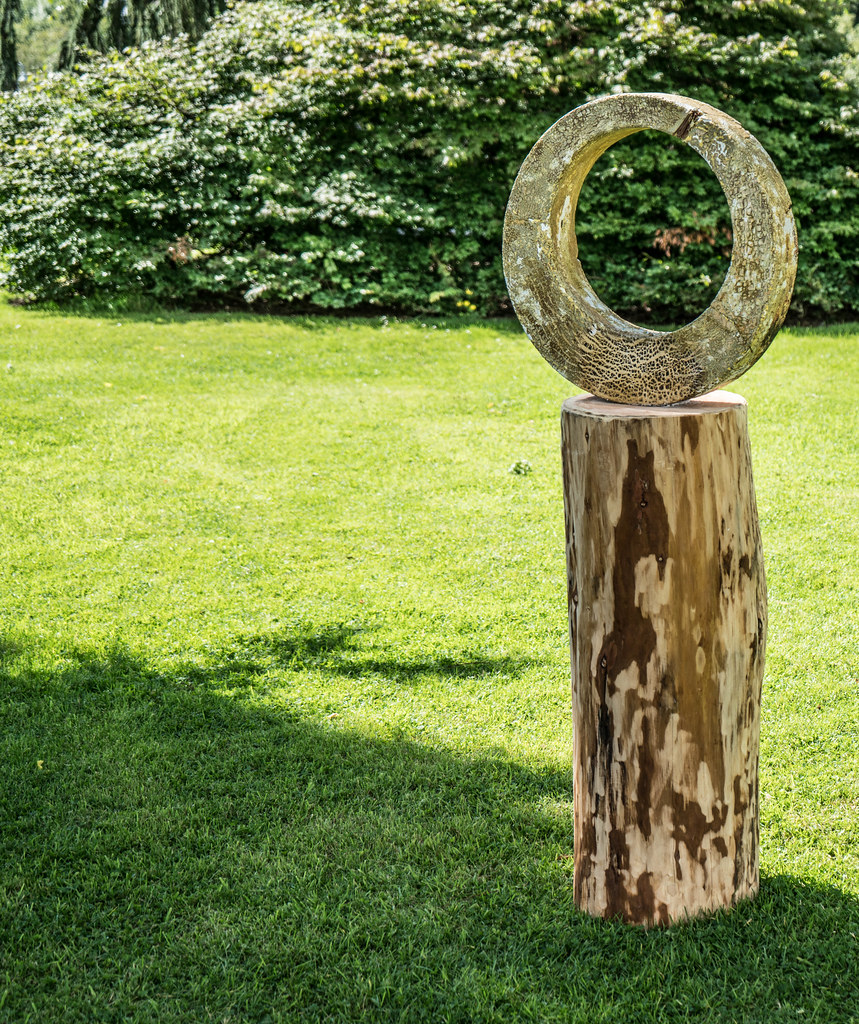 SCULPTURE IN CONTEXT 2015 AT THE NATIONAL BOTANIC GARDENS [UNOFFICIAL PREVIEW] REF-107340