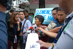 20150710-Protest for Mary Jane-067 (Lennon Ying-Dah Wong) Tags: mj philippines protest manila dfa pressconference departmentofforeignaffairs thephilippines       mjv  maryjaneveloso