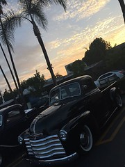 Perfect day in SoCal (Alan Taylor - ERN) Tags: california sunset pickup palmtrees socal chevy ern alantaylor chevytruck 2015