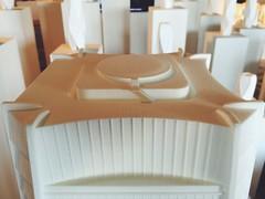 zaha hadid - rooftop model (Alexey Tyudelekov) Tags: rooftop architecture model petersburg exhibition plastic hermitage zaha hadid zahahadid