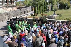 53. The commemoration day of St Sergius of Radonezh in Bogorodichnoe village / Праздник Прп. Сергия Радонежского в Богородичном