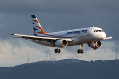 OK-HCB (MikeAlphaTango) Tags: airplane airport aircraft aviation airbus runway calabria aereo avion a320 lamezia a319 a321 lameziaterme aeronautica lica smartwings