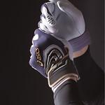 野球用バッティング手袋の写真