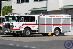 Colwood Fire Rescue - Engine 52 (West Coast Emergency Photography) Tags: canada hub bc britishcolumbia engine victoria firetruck vancouverisland pumper colwood engine52 spartanmetrostar colwoodfirerescue