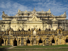 "Inwa: le monastère en brique Maha Aungmye Bonzan <a style=""margin-left:10px; font-size:0.8em;"" href=""http://www.flickr.com/photos/127723101@N04/22608825254/"" target=""_blank"">@flickr</a>"