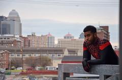 (C4NT1) Tags: city family halloween digital nikon cosplay kentucky spiderman louisville nikond7000 milesmorales