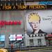 Tracey Ullman's Show, Dow Jones News Ticker Tape, Times Square, New York City