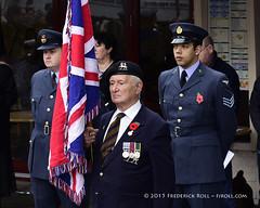 Remembrance (© Freddie) Tags: london bermondsey rotherhithe se16 lbsouthwark westlane millpondbridge warmemorial poppy rbl royalbritishlegion fjroll ©freddie