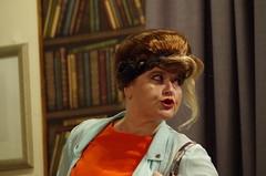 Brassy (Sundornvic) Tags: set play theatre stage actress acting actor drama amateur educatingrita
