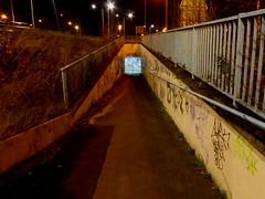 A34 (stillunusual) Tags: street city uk england urban night dark manchester evening cityscape streetphotography kingsway urbanlandscape a34 urbanscenery 2015