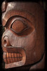 F a c e T h e S t o r  y (Chris Robinson Photography) Tags: wood old cold detail face dark outdoors emotion teeth creative totempole ceder 2015 woodenface sigma70200f28 madeofwood carvedout