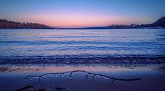 Frosty morning, Sliders Sunday. (anek07) Tags: winter lake ice water landscape is sweden sverige vatten kil värmland sjö hss pinne fryken annaekman sliderssunday