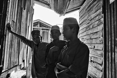 Madrasah Ad Diniah Al Yusufiah, Gelang Mas, Kelantan (www.SyahrinAziz.com) Tags: madrasah yusufiah gelangmas