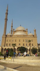 Muhammed Ali Mosque - Cairo Citadel (Rckr88) Tags: cairocitadel cairo muhammadalimosquecairo citadel saladin muhammedalipasha alabaster mosque masjid islam history egypt africa travel dome domes architecture