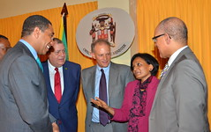 Holness and IMF