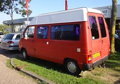 Renault Trafic T1000 T420 21-7-1983 KG-65-DP (Fuego 81) Tags: renault trafic mk1 1983 kg65dp estafette onk sidecode4 zjpf55