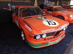 BMW 3,0 CSL (911gt2rs) Tags: event meeting show coupe e9 30 tourenwagen jägermeister orange alpina bimmer youngtimer motorsport racing spoiler widebody