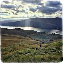 Spot light on the Loch (barronr) Tags: scotland lochlomondthetrossachsnationalpark benlomond theptarmigan loch lomond