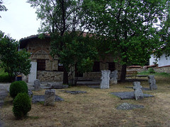 Arbanasi, Bulgaria - The Nativity of Christ church (johnnysenough) Tags: arbanasi  thenativityofchristchurch bulgaria blgarija bulgarie bulgarien centraleurope tourist travel 100citiesx1trip snv37262