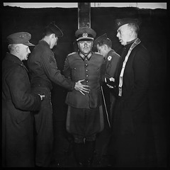 Anton Dostler Execution - 1945 (TempusVolat) Tags: picmonkey nazi anton execute execution warcrimes crimes shot dostler ww2 worldwartwo trials monster criminal german officer stake tied horror fear scared scary lastmoment thend end terror terrify