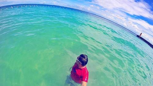 Lets get more tan...                                        #MactanNewTown #Mactan #LapuLapu #Cebu #Philippines #WhenInCebu #Beach #VitaminSea #WeekEnd #Sunday #InstaGood #Instadaily #POTD #TheDentistIsOut #LaagNiXavee #GoPro   #GoProPH #GoPro_Moment #GoP