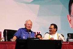 Perhimpunan Agung MIC Ke-70. (Najib Razak) Tags: najibrazak perhimpunan agung mic ke70