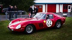 Ferrari 250 GTO (Graham Codd) Tags: autumnclassic cars castlecombe october2016 racing ferrari 250 gto ferrari250gto