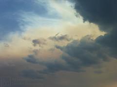 Looks like a Sandstorm (2) (byGabrieleGolissa) Tags: fineartphotography kunstfotografie kunstphotographie fotokunst photokunst foto fotografie fotographie handsigned himmel photo wolken clouds handsigniert limitededition limitierteauflage numbered nummeriert photography skies sky rust rost
