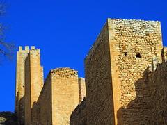 <Murallas> Albarracn (Teruel) (sebastinaguilar) Tags: 2016 teruel aragn castillos fortalezas murallas espaa