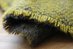 Edge (alison's daily photo) Tags: macromondays macro edge shawl wool fabric 100xthe2016edition 100x2016 image77100